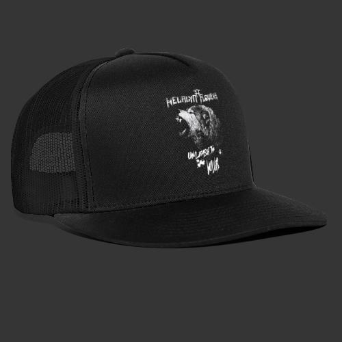 unleash the wolves - Trucker Cap