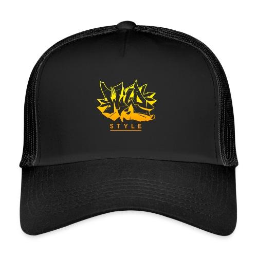 √ Wild Style - Trucker Cap
