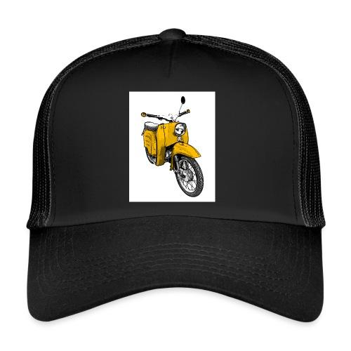 Die Schwalbenfahrer-Tasse (gelb) - Trucker Cap