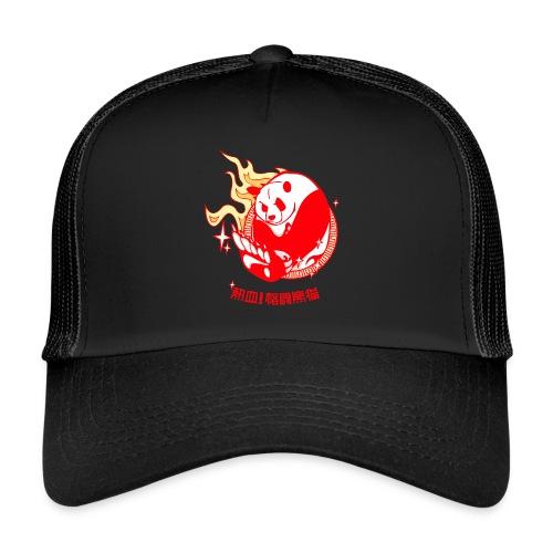 Oso Panda - Gorra de camionero