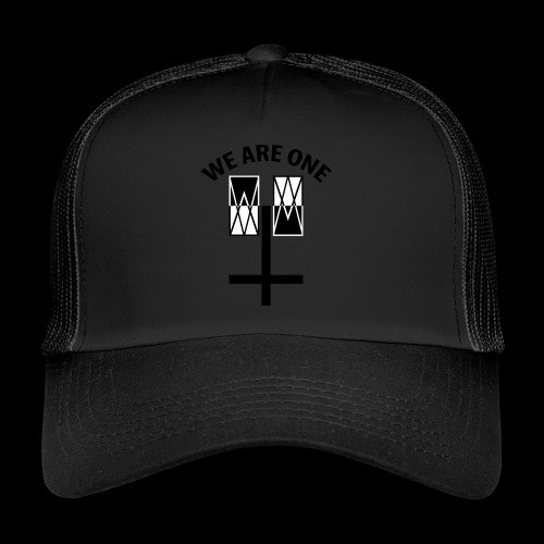 WE ARE ONE x CROSS - Trucker Cap