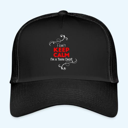 I Can't Keep Calm (alleen voor pappie!) - Trucker Cap