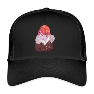 Yuri the traveler - Trucker Cap