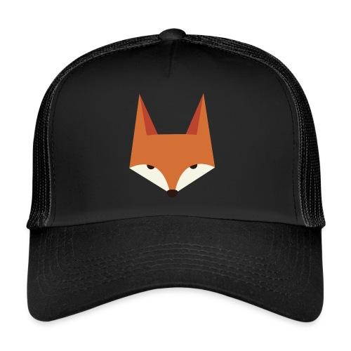 Fox Kopf RGB - Trucker Cap