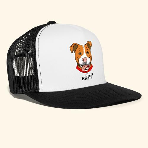 pitbull2 - Trucker Cap