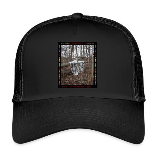 in the woods fotografi - Trucker Cap