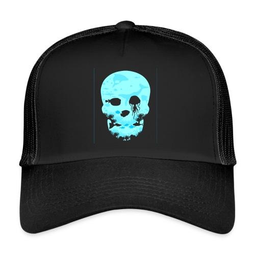 Dead Sea Tshirt ✅ - Trucker Cap