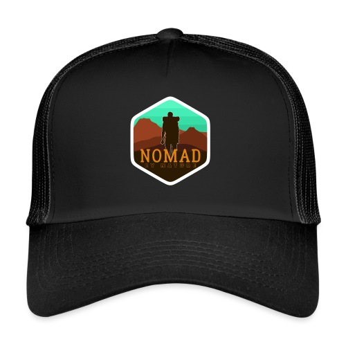 Nomad By Nature - Trucker Cap