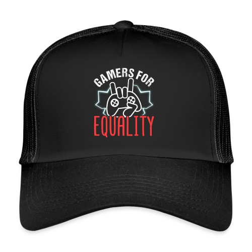 Gamers For Equality - Trucker Cap