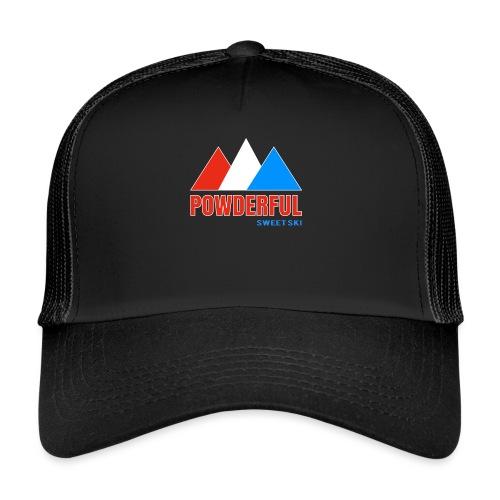 Powderful Sweet Ski - Trucker Cap