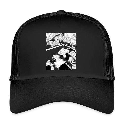 Lines - Trucker Cap
