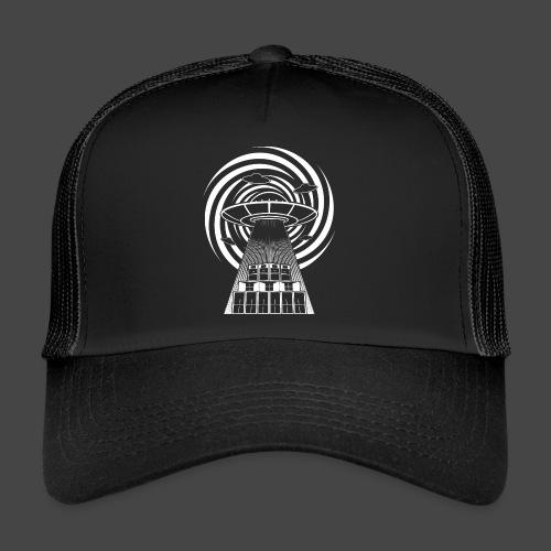 Alien Tekno 23 UFO frameless - Trucker Cap