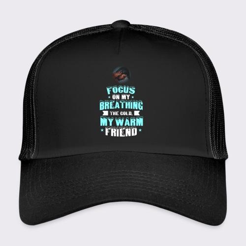 Douche Froide Man - Trucker Cap