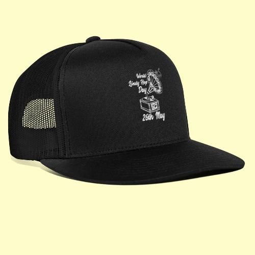 Lindy Hop Day Swing Dancing Vintage Geschenk - Trucker Cap