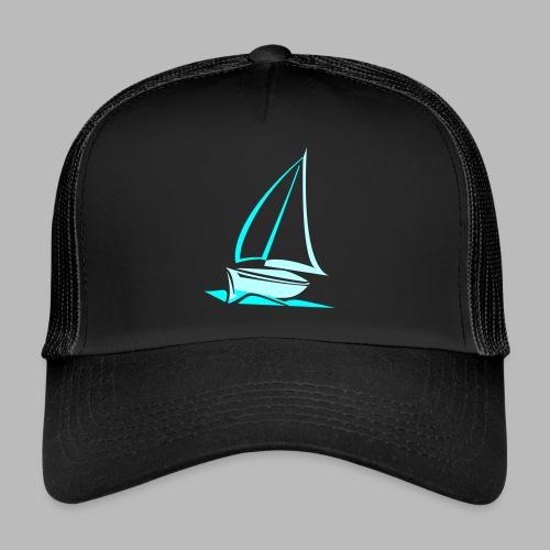 segelyacht - Trucker Cap