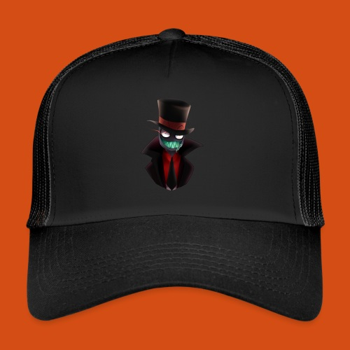 the blackhat - Trucker Cap