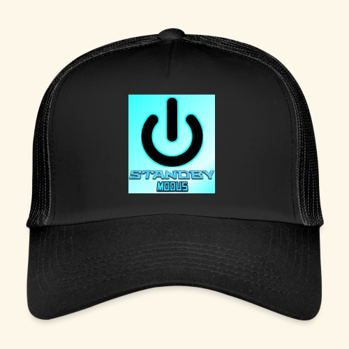 Mauspad Blau - Trucker Cap