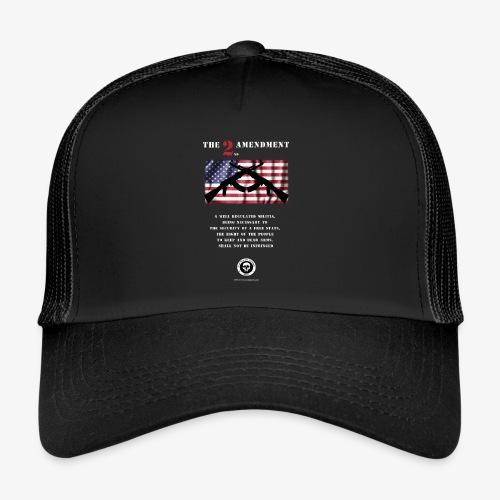2nd Amendment - Trucker Cap
