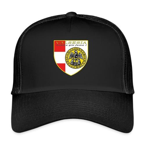 scudo simbolo comunità Valsesiana - Trucker Cap