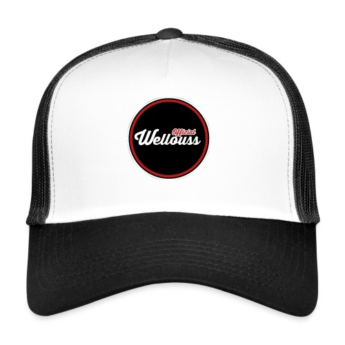 Wellouss Fan T-shirt | Rood - Trucker Cap