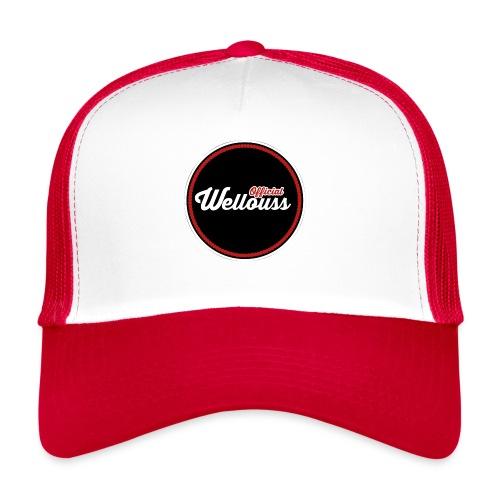 Wellouss Fan T-shirt | Rood - Trucker Cap