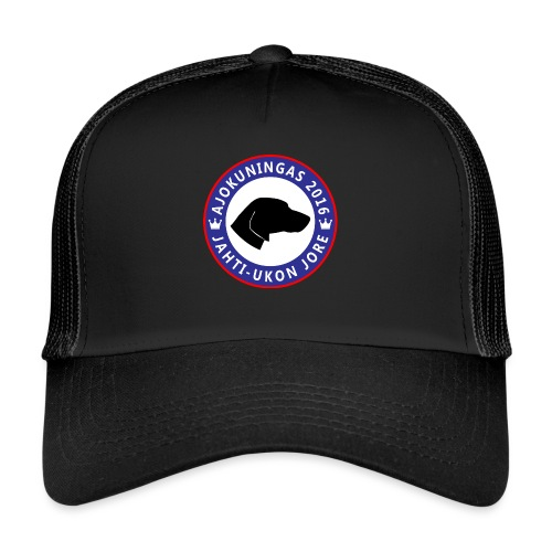 Ajokuningas t-paita - Trucker Cap