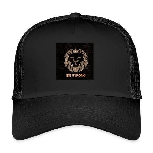 BE STRONG - Trucker Cap