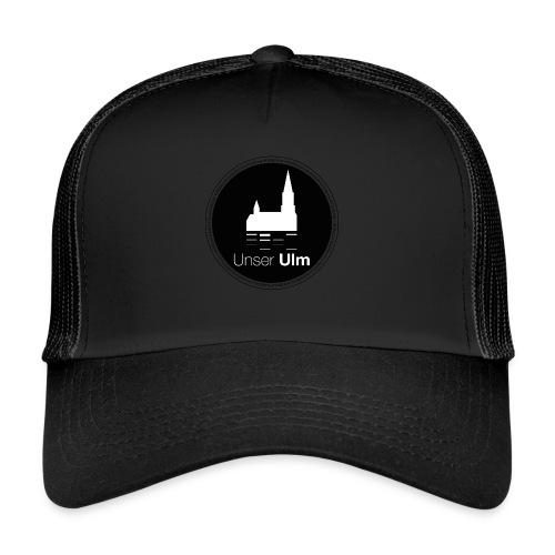 Unser Ulm Sticker - Trucker Cap