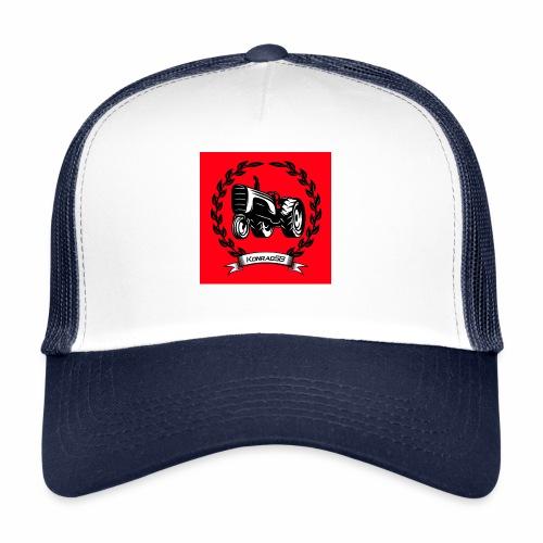 KonradSB czerwony - Trucker Cap