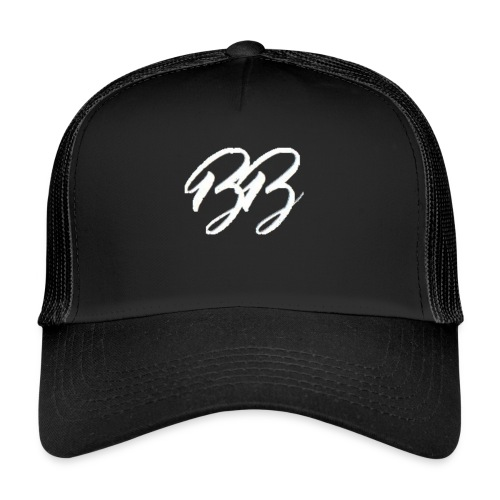 Collection Logo BB Blanc - Trucker Cap