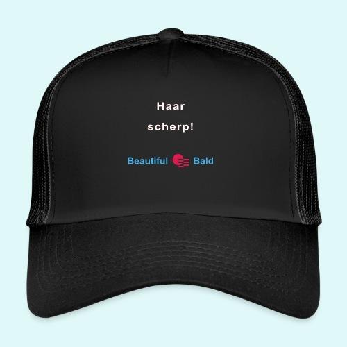 Haarscherp-w - Trucker Cap
