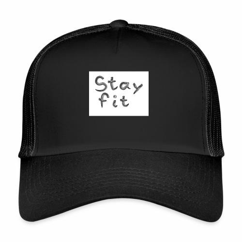 Stay Fit - Trucker Cap