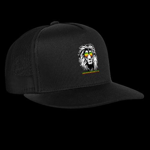 RASTA REGGAE LION - Trucker Cap