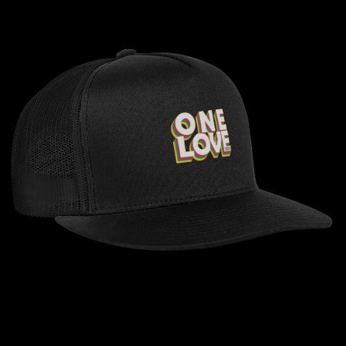 ONE LOVE - Trucker Cap