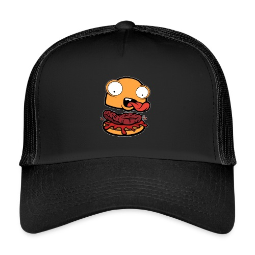 Crazy Burger - Gorra de camionero
