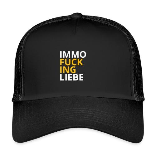 Immo f**cking Liebe! 💛 - Trucker Cap