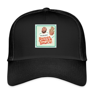 Fred The Chef's Sweet Ginger Sauce - Trucker Cap