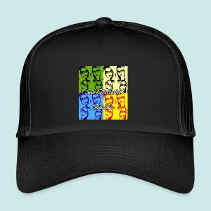 Four Eyes Glasses - Trucker Cap