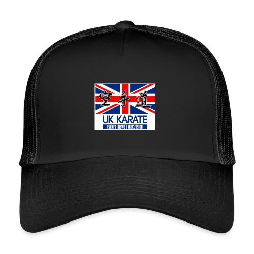 UKkarate - Trucker Cap