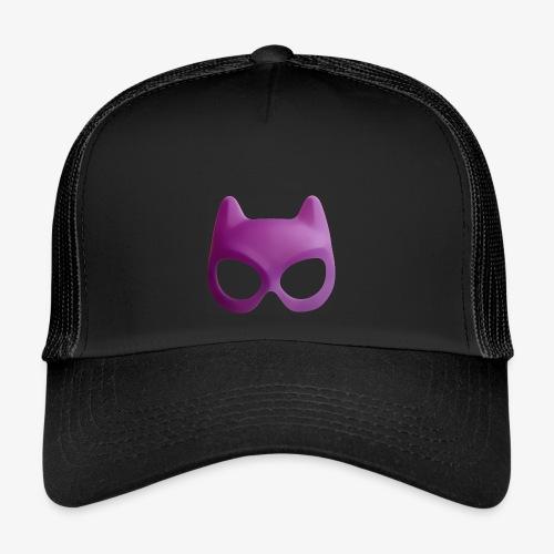 Bat Mask - Trucker Cap