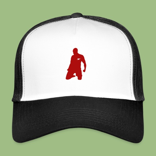 Thierry Henry skal - Trucker Cap