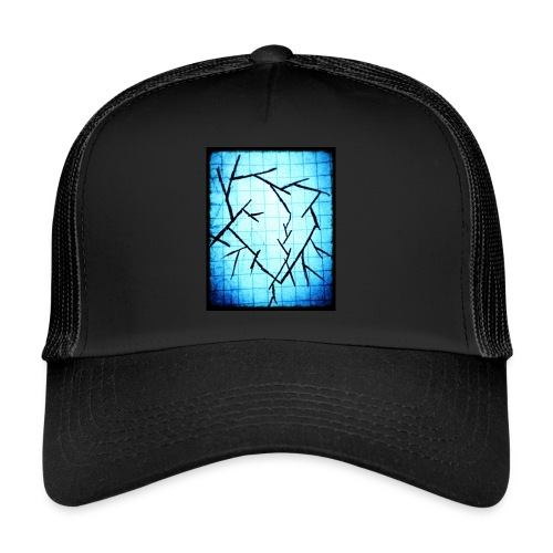 Frozen broken heart - Trucker Cap