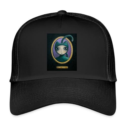 Miss Kitty t-shirt - Trucker Cap