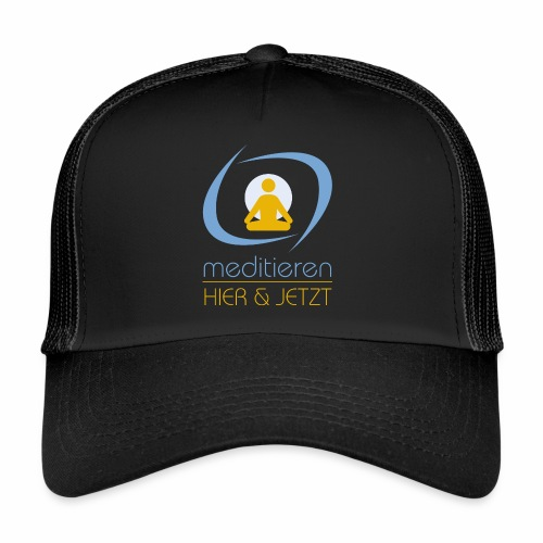 MeditierenHierJetzt.ch - Trucker Cap