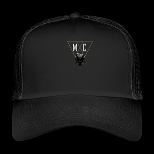 M C Tees NEW Logo on the NEW collection - Trucker Cap