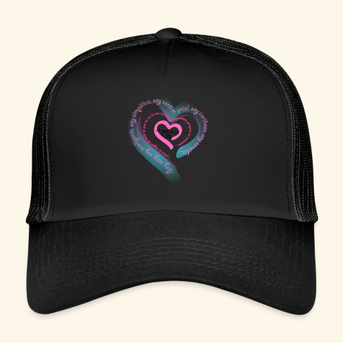 Corazón Ajeno - Gorra de camionero