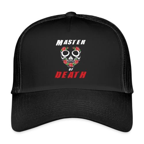 Master of death - white - Trucker Cap
