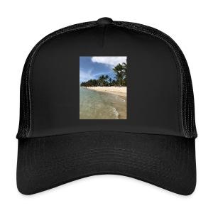 Beach - Trucker Cap