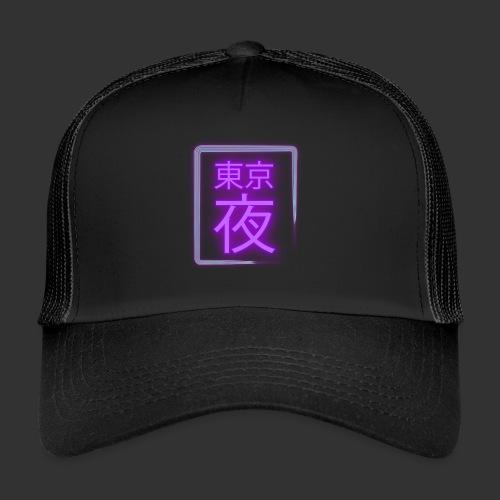 Tokyo Night 東京夜 - Trucker Cap