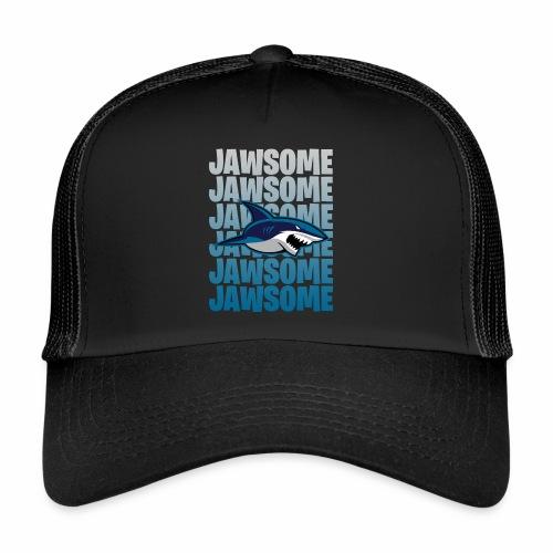 Jawsome - Trucker Cap